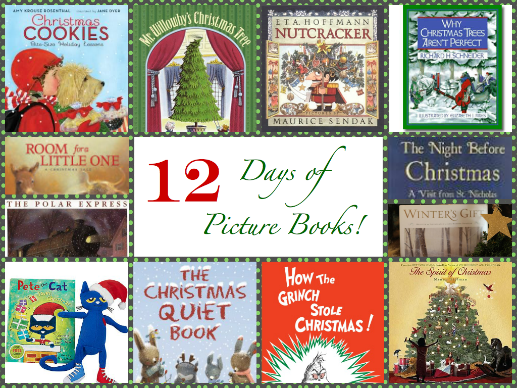 Christmas Book List with Crafts and Activities | Picture Book ...