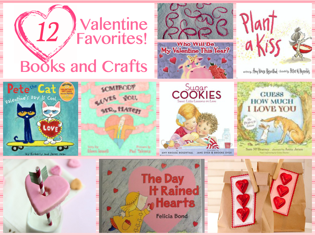 Valentine S Booklist With Craft Ideas Picture Book Professor